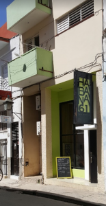 Restaurant Habana 61, Havanna