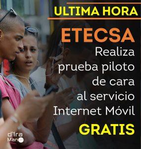 Kubanews: ETECSA Mobil gratis