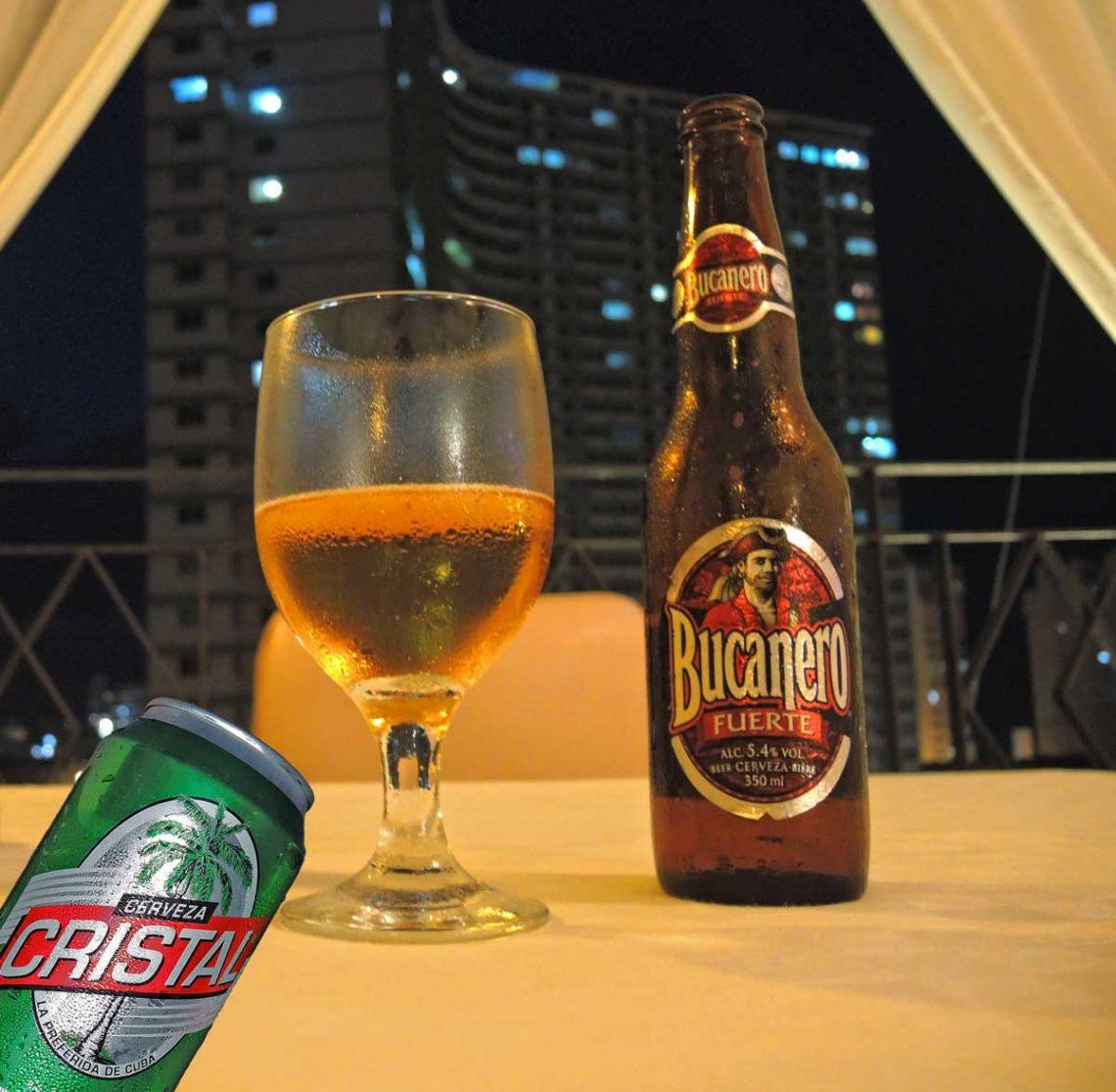 Kubanews: Bier Bucanero oder Cristal