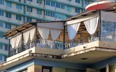 Restaurant in Havanna: Stadtbezirk Vedado