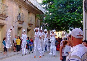 Kubanews: Carnaval in Habana Vieja