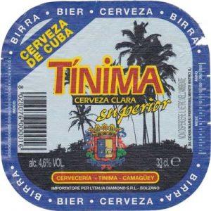 Kubanews: Cerveza Tínima