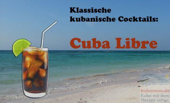 Kubanews: Cuba Libre am Strand