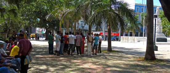 Kubanews: La Esquina Caliente in Havanna