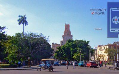 Der Nikolaus bringt mobiles Internet nach Kuba