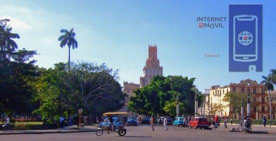 Kubanews: Kuba-Telefon-Gebaeude in Havanna