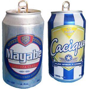 Kubanews: Bier Mayabe und Cacique