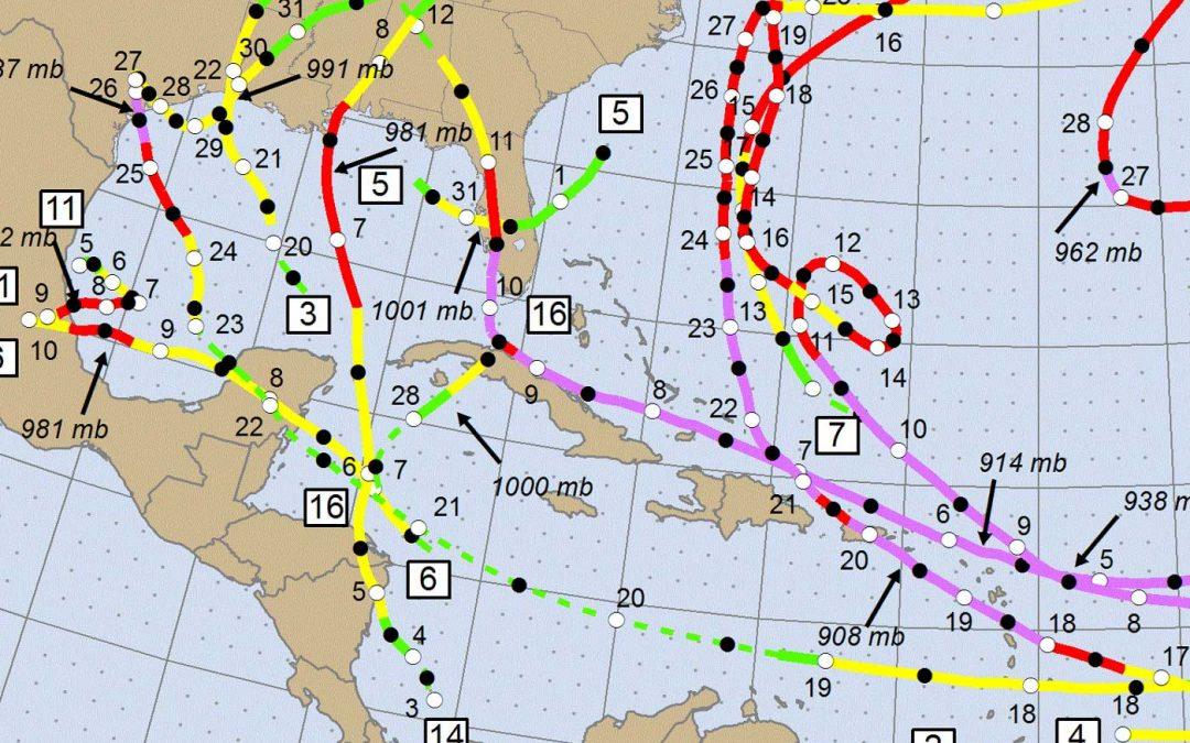 Hurrikan in Kuba – nichts für ängstliche Menschen