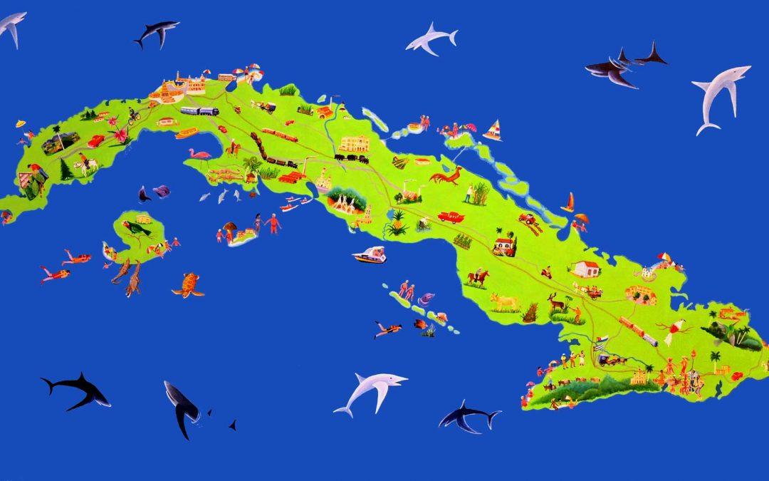 Inspiration für die Kubareise holen
