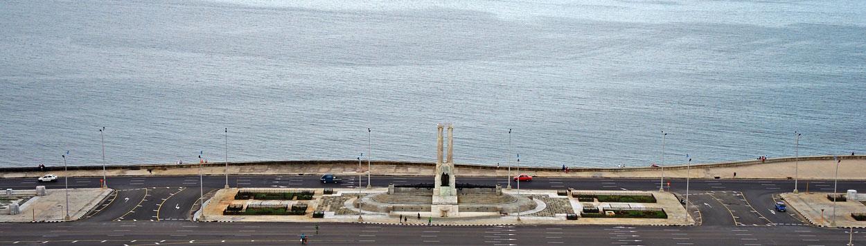 Kubanews: Maine Denkmal Havanna