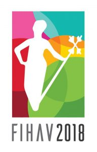 Logo der Internationalen Messe Havanna 2018
