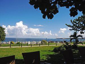 Kubanews: Terrasse des Hotel Nacional