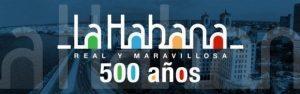 Offizielles Logo 500 Jahre Havanna
