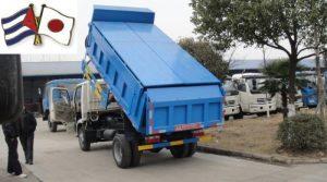 Müllwagen für Havanna