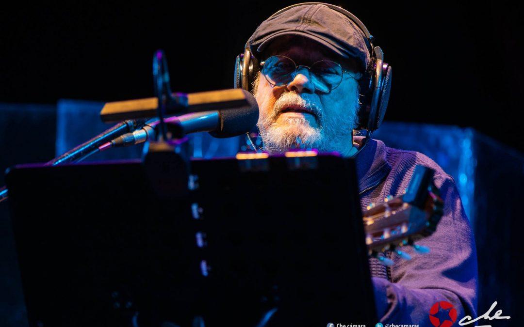 Kubanischer Liedermacher Silvio Rodríguez