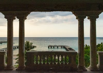 Blick aus der 2. Etage des Havana Yacht Club