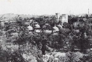 Kubanews: Die Biergärten von La Tropical Anfang des 20. Jahrhunderts.