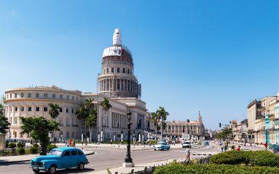 Reisetipp: Das Kapitol in Havanna