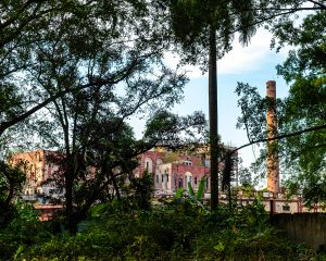 Kubanews: Die alte Brauerei Polar ist auch als Ruine noch beeindruckend.