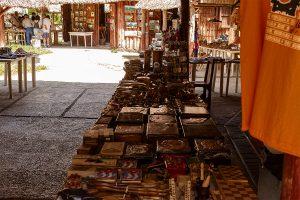 Kubanews: Souvenirverkauf am Ausgang