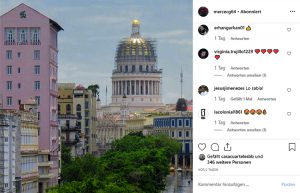 Kubanews: Goldene Kuppel des Kapitol von Havanna
