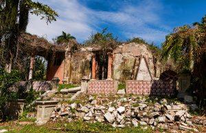 kubanews: Haupteingang der Villa Varela
