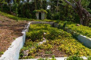 kubanews: Das Schwimmbecken der Villa Varela war beachtlich.