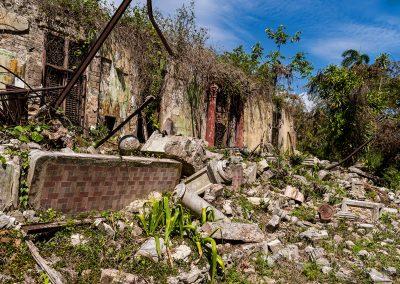 kubanews: Der rechte Flügel der Villa