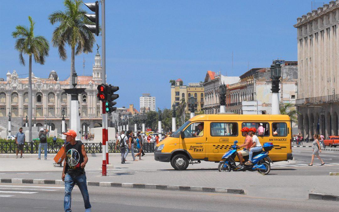 Kubanews: Die Gazellen sind die neueste Transportmöglichkeit in Havanna.