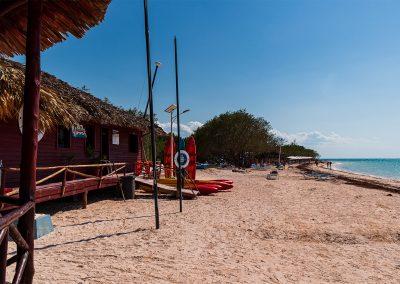 Kubanews: Servicezentrum am Cayo Jutías