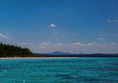 Kubanews: Am Playa de Estrellas mit Blick auf die Berge