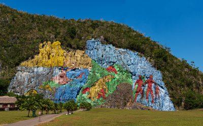 Geheimtipp: Ausblick über dem Mural de la Prehistoria