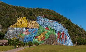 Kubanews: Zielort der Klettertour am Mural de la Prehistoria