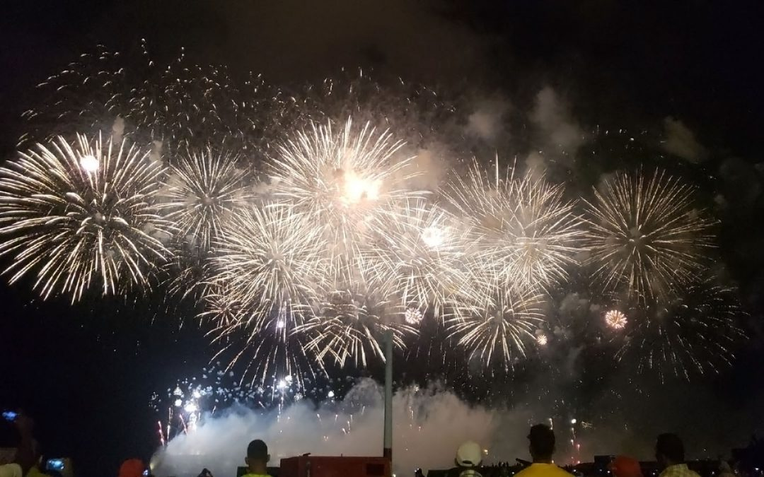 Kubanews: Feuerwerk zum 500. Jubiläum Havannas