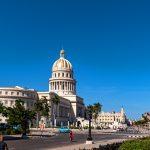 Capitolio mit vergoldeter Kuppel
