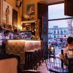 Das Café El Dandy in Habana Vieja
