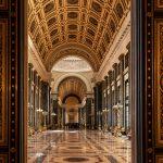Die Hallen der verlorenen Schritte im Capitol