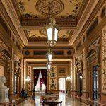 Der Saal José Martí ist einer der schönsten im Capitol