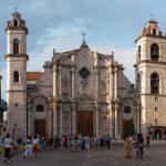 Die Kathedrale von Havanna